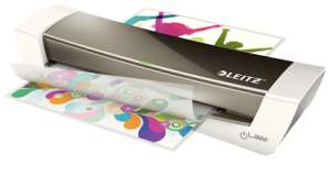 Laminator Home Office A4 szary Leitz