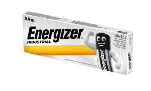 Baterie AA Industrial LR6 (10) Energizer
