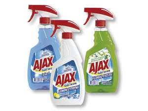 Płyn do szyb 500ml Ajax Mix