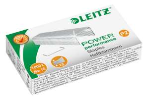 Zszywki 10 Power Performance P2 Leitz