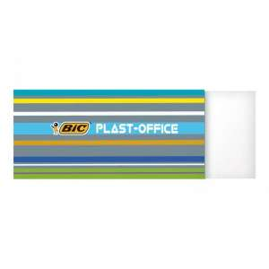 Gumka do ścierania Plast Office BIC